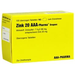 Zink AAA®-Pharma