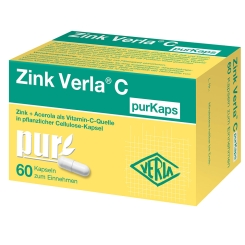 Zink Verla® purKaps