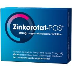Zinkorotat-POS® 40 mg
