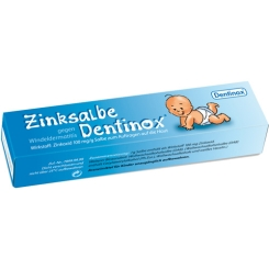 Zinksalbe Dentinox®