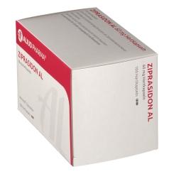 ZIPRASIDON AL 60 mg Hartkapseln