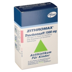 Zithromax Trockensaft
