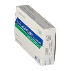 ZONISAMID Aristo 50 mg Hartkapseln