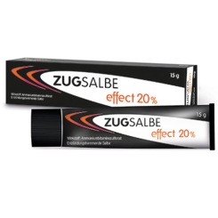 ZUGSALBE effect 20 %