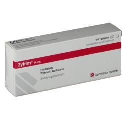 Zytrim 50 mg Filmtabl.