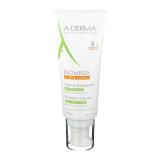A-Derma EXOMEGA CONTROL Geschmeidigmachende Creme