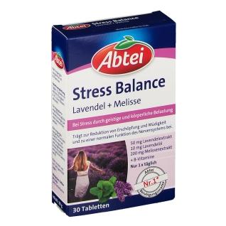 Abtei Stress Balance mit Lavendel + Melisse