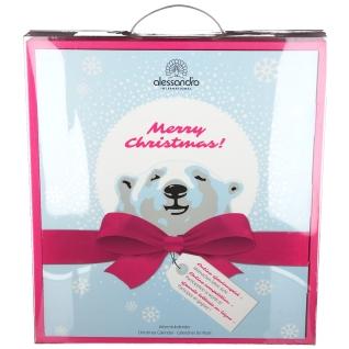 alessandro ICE BEAR Adventskalender 2017