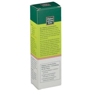 Allgäuer Latschen Kiefer® Hornhaut Reduziercreme extra stark