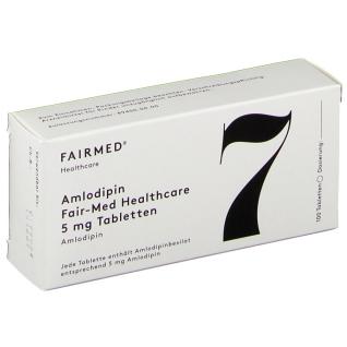 Amlodipin Fair-Med Healthcare 5 mg Tabletten