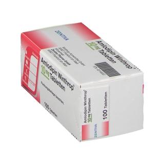 Amlodipin Winthrop® 10 mg Tabletten