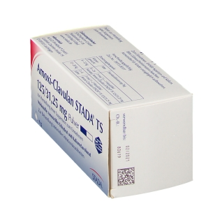 Amoxi Clavulan Stada Ts 125/31,25 mg Tr.-Saft