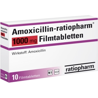 Amoxicillin Sonne