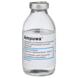 Ampuwa® Wasser für Injektionszwecke