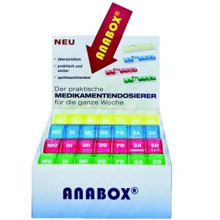 ANABOX® 1 x 7