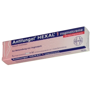 Antifungol® HEXAL® 1 Vaginalcreme 100 mg/g