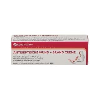 Antiseptische Wund + Brand Creme