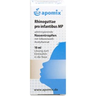 apomix® Rhinoguttae pro Infantibus MP