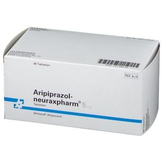 ARIPIPRAZOL-NEURAX 5 MG