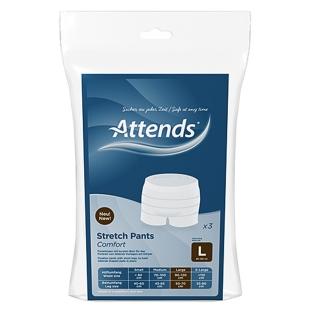 Attends® Stretch Pants Comfort L Fixierhosen
