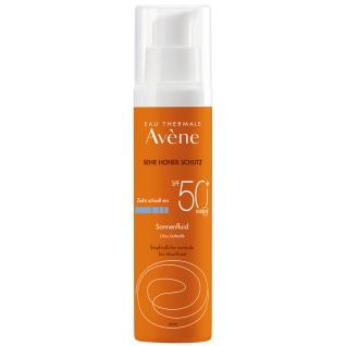 Avène Sonnenfluid SPF 50+ ohne Duftstoffe