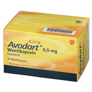 Avodart 0,5 mg Kapseln