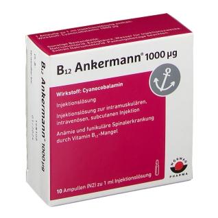 B 12 Ankermann® 1000 ug