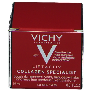 B. Vichy Liftactiv Collagen Specialist 15ml