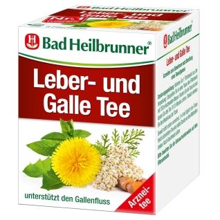 Bad Heilbrunner® Leber- und Galle Tee