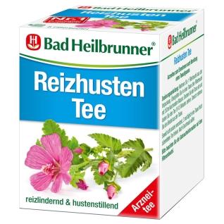 Bad Heilbrunner® Reizhusten Tee
