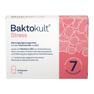 Baktokult® Stress