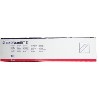 BD Discardit™ II Spritze