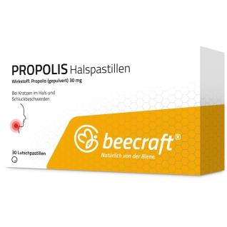 beecraft® Propolis Halspastillen