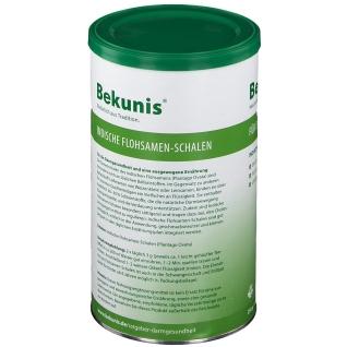 Bekunis® Indische Flohsamen-Schalen
