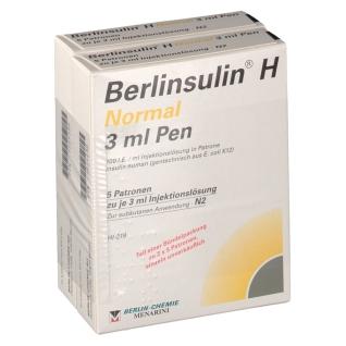 BERLINSULIN H Normal Pen
