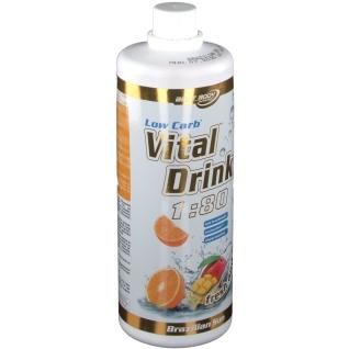 Best Body Nutrition Low Carb Vital Drink, Brazilian Sun