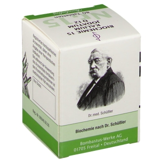 BIOCHEMIE 15 Kalium jodatum D 12 Tabletten