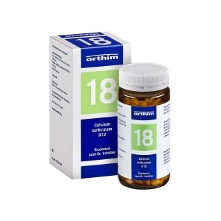 Biochemie orthim® Nr. 18 Calcium sulfuratum D12
