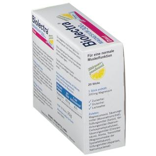 Biolectra® Magnesium 300 mg Direct Zitrone