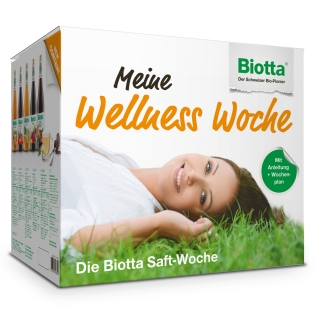 Biotta® Meine Wellness Woche