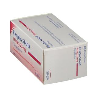 Bisoplus Stada 10/25 mg Filmtabl.