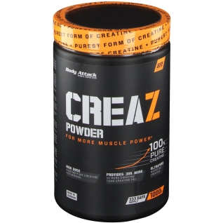 Body Attack CreaZ