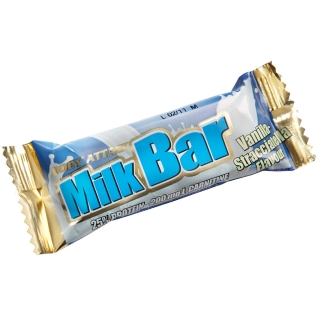 Body Attack Milk Bar Proteinriegel Vanille Stracciatella