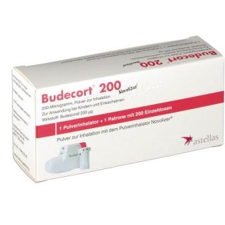 Budecort 200 Novolizer 200 Hub Pulver z.Inh.