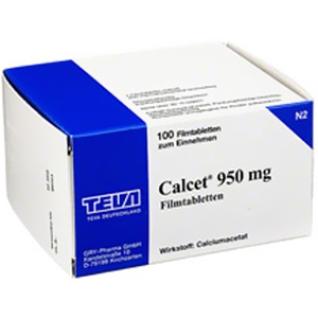 Calcet® 950 mg Filmtabletten