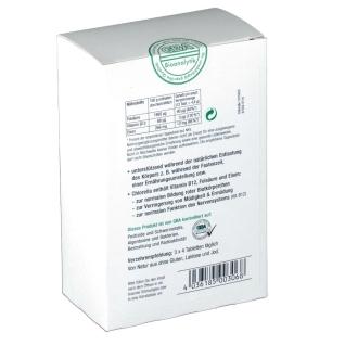 Chlorella Hau Nachfüllpackung Tabletten