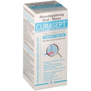 Curasept® 0,05% Chlorhexidin Flasche