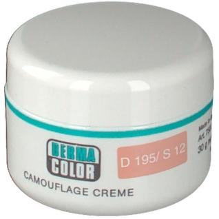 Dermacolor Camouflage Creme S 12 Rose Beige