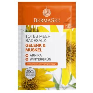 DermaSel® Totes Meer Badesalz Gelenk und Muskel