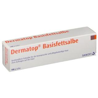 Dermatop® Basisfettsalbe